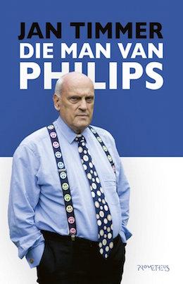 Eindhoven_Boeken_Jan_Timmer_Die_man_van_Philips