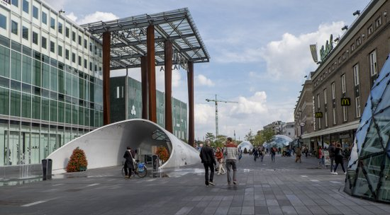 Eindhoven_piazza-winkelcentrum