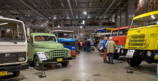 Eindhoven_DAF-museum-vrachtwagens