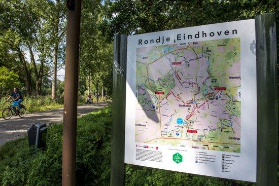 Eindhoven_Rondje_Eindhoven_fietsroute