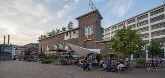 Eindhoven_Strijp_S_Koffiehuisje