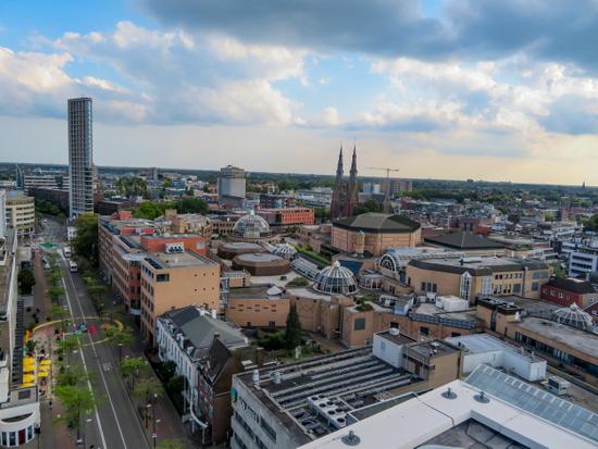 Eindhoven_Vane_restaurant-uitzicht