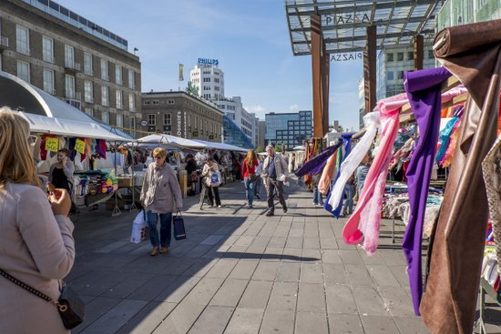 Eindhoven_Weekmarkt_centrum_markt