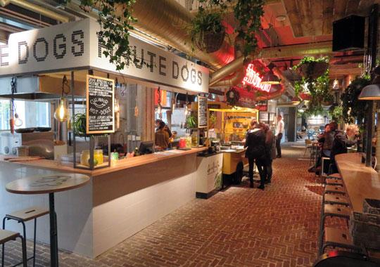 Eindhoven_downtown-gourmet-market