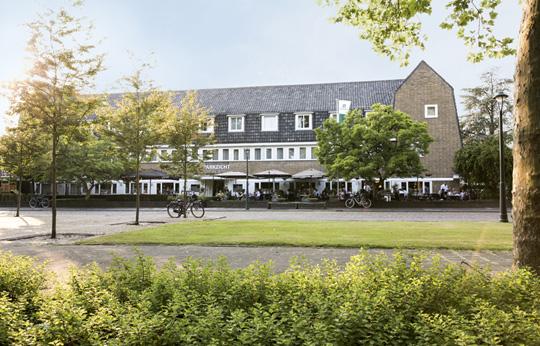 Eindhoven_parkzicht-hotel