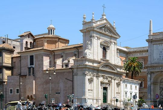 Rome_Santa_Maria_Vittoria