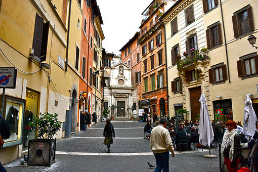 Rome_via-giubbonari