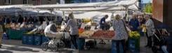 Weekmarkten in Eindhoven