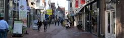 Vrijstraat: winkelstraat vol leuke, afwisselende winkels