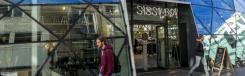 Sissy-Boy Flagship Store in een architectonisch hoogstandje