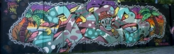 De Berenkuil: legitiem decor van graffiti en streetart
