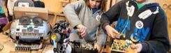 Ontdekfabriek: inventief walhalla voor kinderen