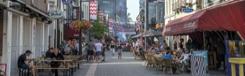 De langste uitgaansstraat van Nederland