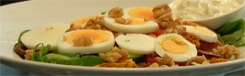 Soep- en saladebar PIT
