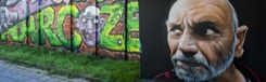 De Berenkuil: legitiem decor voor graffiti en streetart