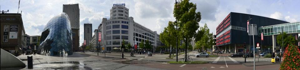 eindhoven-centrum-lichttoren
